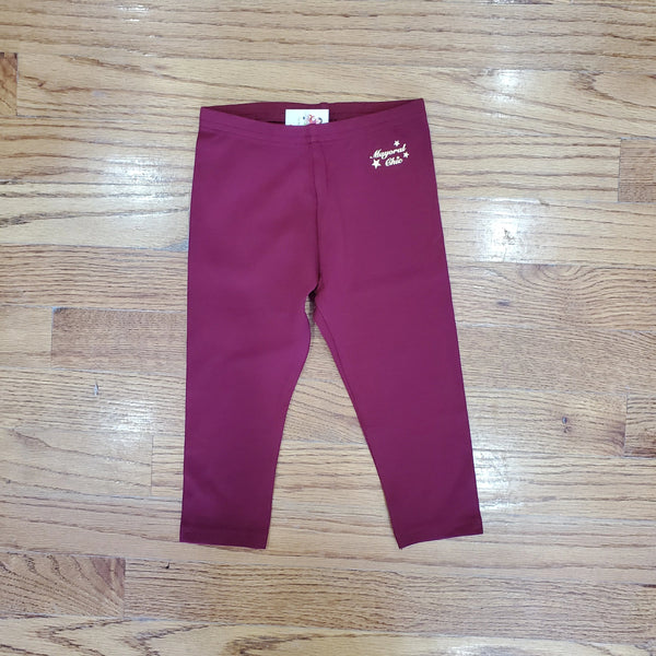 Mayoral Burgundy Legging