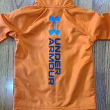 Under Armour Orange/Blue Sweatsuit
