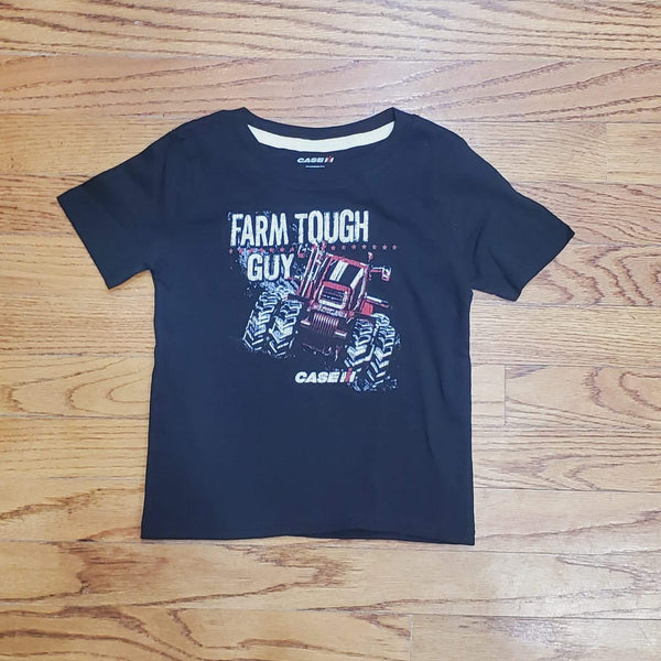 Case IH Farm Tough Guy Tshirt