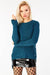 Chunky knit Jumper with long length back