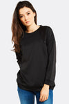 Black Long Sleeve Blouse