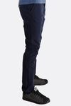Navy Skinny Trousers