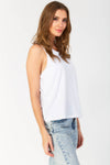 Loose Fit Sleeveless Top