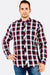Multicolour Checkered Cotton Shirt