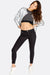 Black Low Rise Skinny Jeans