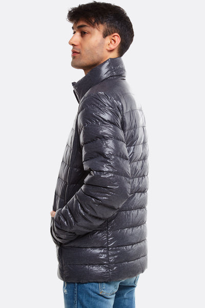 Grey Padded Jacket