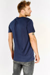 Navy Round Neck T-Shirt