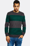 Green Wool Blend Jumper