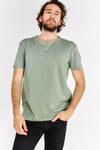 Green Cotton T-Shirt