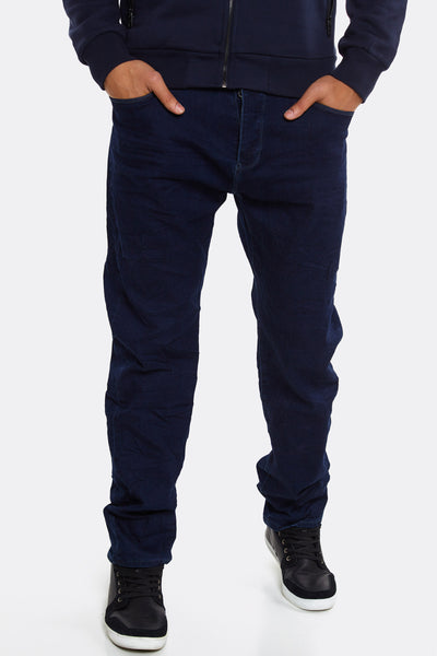 Navy Regular Jeans
