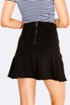 Black Short Skirt