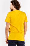 Yellow Round Neck T-Shirt