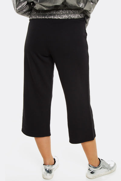 Black Sports Trousers