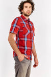 Red Checkered Shirt