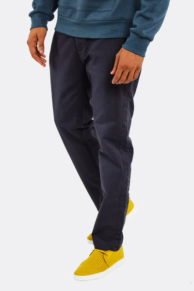 Dark Grey Trousers With Side Pockets
