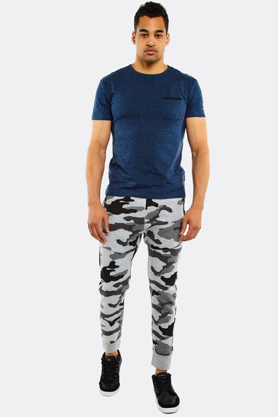 Camouflage mens trousers