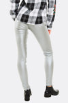 Grey Skinny Trousers