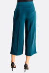 Green 3/4 Trousers