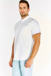 White Short Sleeve Shirt