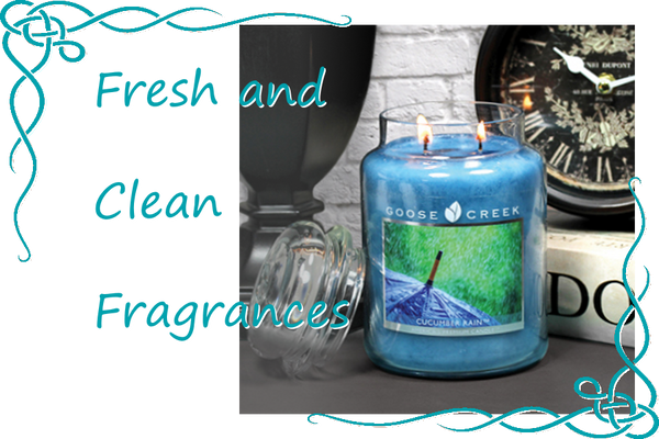 Fresh and Clean Fragrances