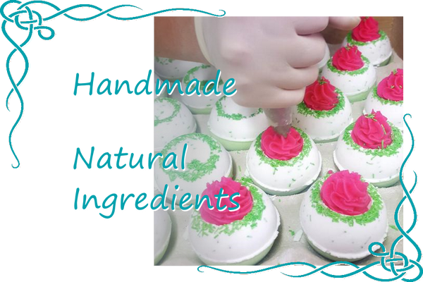 Handmade with Natural Ingredients