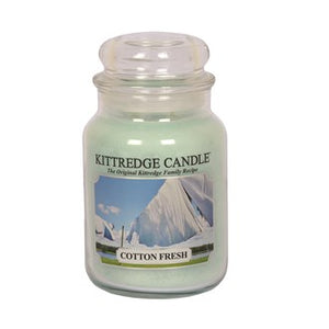 Cotton Fresh Kittredge 23oz Candle Jar