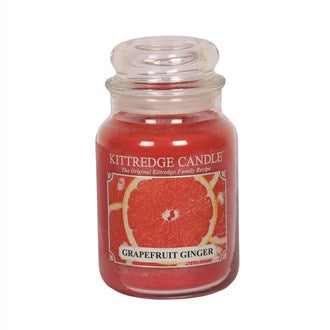 Grapefruit Ginger Kittredge 23oz Candle Jar