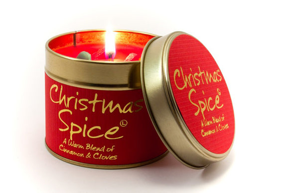 Christmas Spice Scented Candle