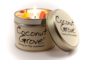 Coconut Grove Scented Candle