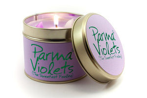 Parma Violets Scented Candle