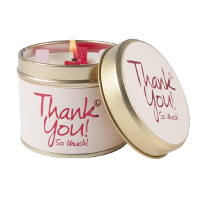 Thank You! Scented Candle
