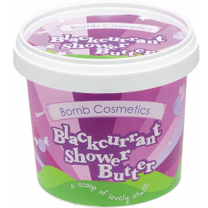 Blackcurrant Cleansing Shower Butter