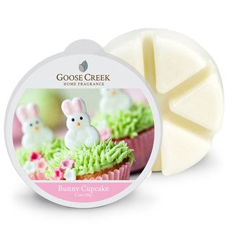 Bunny Cupcakes Goose Creek Scented Wax Melts