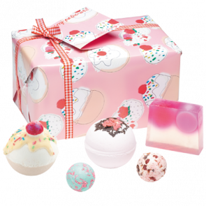 Cherry Bathewell Gift Box