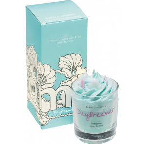 Daydreamer Piped Glass Candle