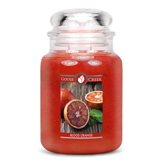 Blood Orange Goose Creek 24oz Candle Jar