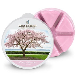 Cherry Blossom Goose Creek Scented Wax Melts