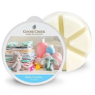 Baby Powder Goose Creek Scented Wax Melts