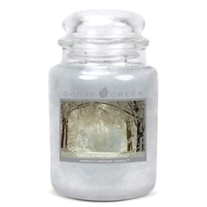 Vanilla Wonderland Goose Creek 24oz Scented Candle Jar