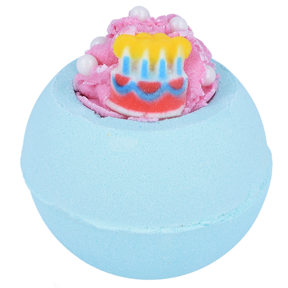 Happy Bath-day Bath Blaster 160g