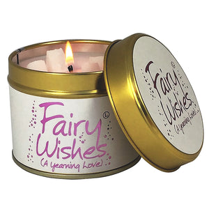 Fairy Wishes Scented Tin