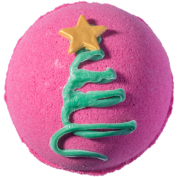Merry & Bright Bath Blaster 160g