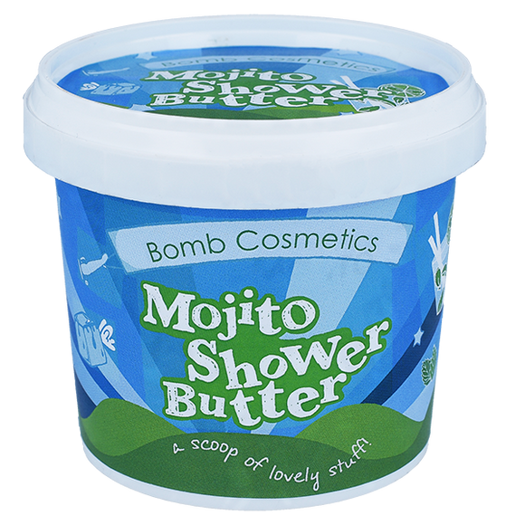 Mojito Cleansing Shower Butter 365ml