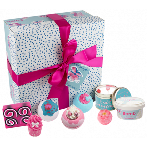 The Pamper Hamper Gift Box