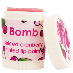 Spiced Cranberry Tinted Lip Balm