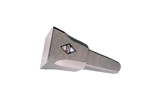 Tinsmiths Square Flat Face & 2 Round Corners 1 Curved edge Anvil 0014140 - Blacksmith Source Tool Company