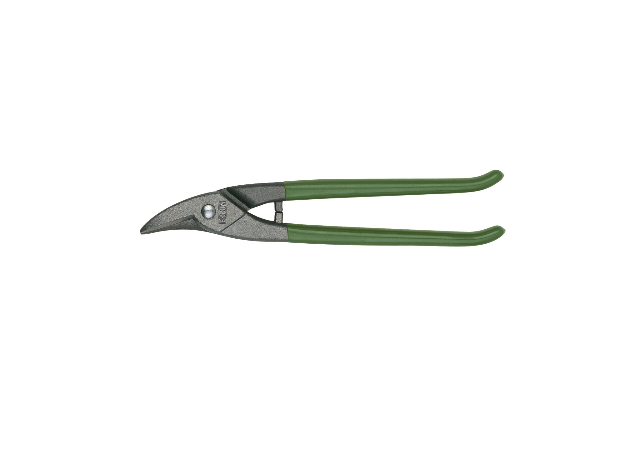 Shape Cutting Punch Snip Shears Short Straight and Right Shaped Cutting 250mm Jaw - Blacksmith Source Tool Company