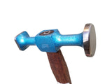 Auto Body Planishing Pattern Bumping Hammer by Picard 2522202 - Blacksmith Source Tool Company