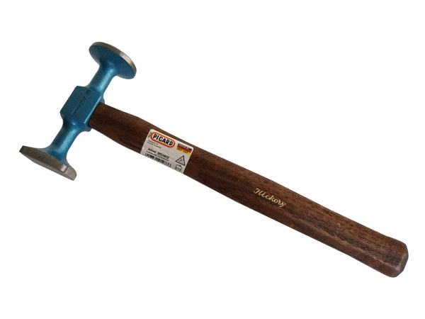 Planishing  Smooth Faces 2524802 Bumping Hammer - Blacksmith Source Tool Company
