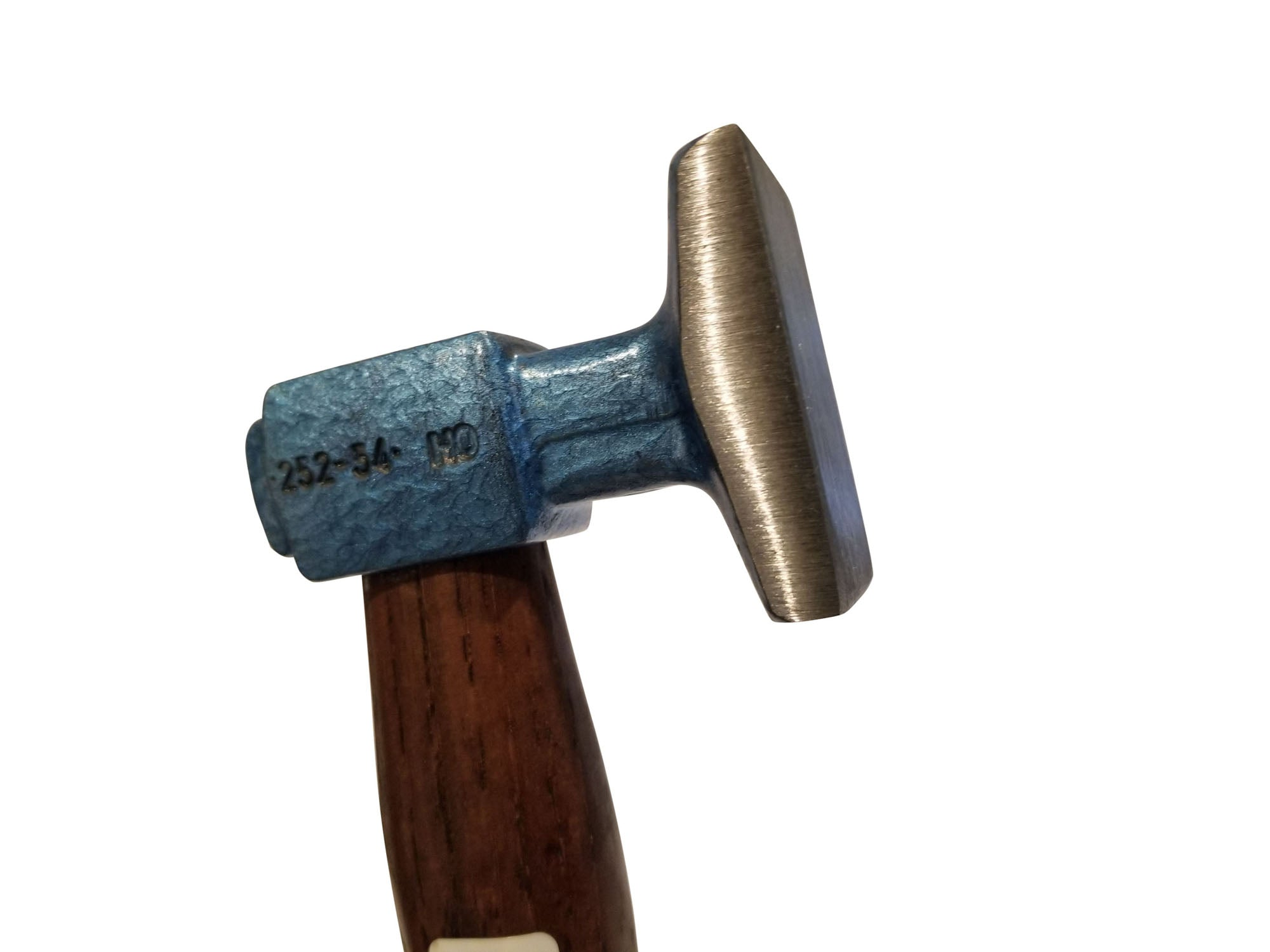 Planishing Flat Smooth Single Face 2525402 Bumping Hammer - Blacksmith Source Tool Company